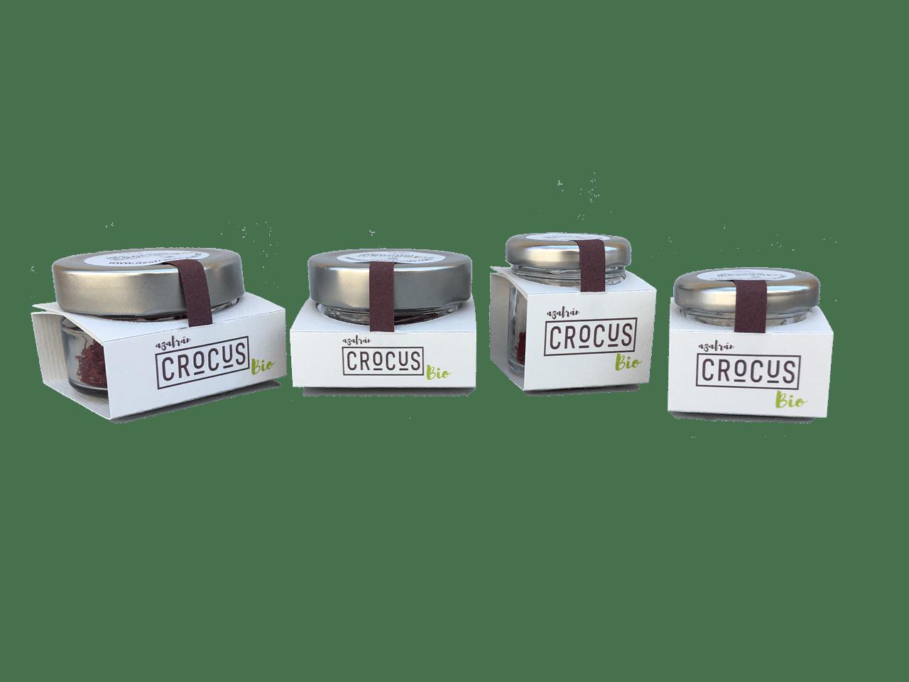 Crocus - Puro azafrán ecológico